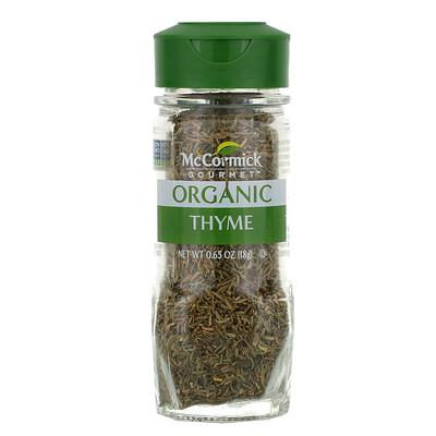 Купить McCormick Gourmet Органический тмин, 0, 65 унции (18 г)
