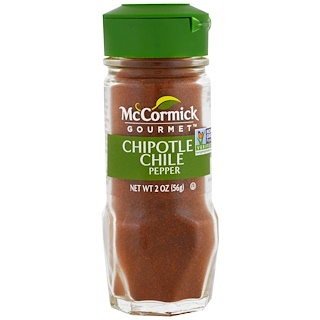 McCormick Gourmet, Chipotle Chile Pepper, 2 oz (56 g)