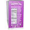 Mamma Chia, オーガニックチアスクイーズバイタリティスナック, ブラックベリーブリス, 8 袋, 各3.5 oz (99 g)