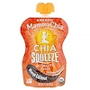 Mamma Chia, Chia Squeeze, Vitality Snack, Mango Coconut, 4 Squeezes, 3.5 oz (99 g) Each