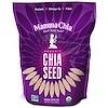 Mamma Chia, Органические белые семена чиа, 12 унций (340 г)