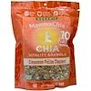 Mamma Chia, オーガニックチア・バイタリティグラノーラ、シナモンピーカンクラスター、9 oz (255 g) (Discontinued Item)