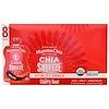 Mamma Chia, Organic Chia Squeeze Vitality Snack, Cherry Beet, 8 Pouches, 3.5 oz (99 g) EA