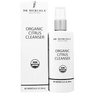 Dr. Mercola, Organic Citrus Cleanser, 3.4 fl oz (100 ml)