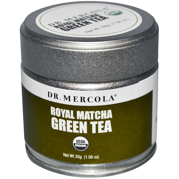 Dr. Mercola, Royal Matcha Green Tea, 1.06 oz (30 g)