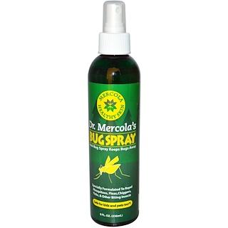 Dr. Mercola, Bug Spray, 8 fl oz (236 ml)