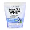 Dr. Mercola, Miracle Whey, Protein Powder, Blueberry, 1 lb (454 g)