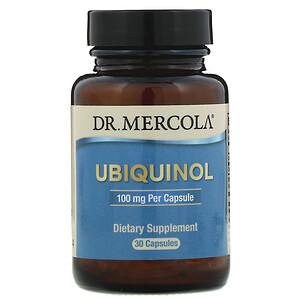 ДР. Меркола, Ubiquinol, 100 mg, 30 Capsules отзывы покупателей