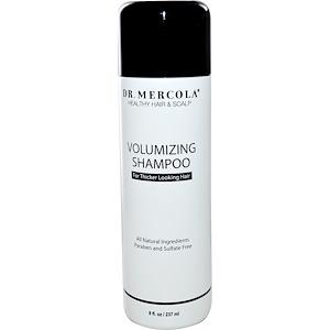ДР. Меркола, Volumizing Shampoo, 8 fl oz (237 ml) отзывы покупателей