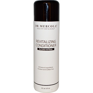 Dr. Mercola, Revitalizing Conditioner, 8 fl oz (237 ml)