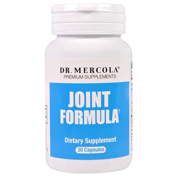 Dr. Mercola, Joint Formula, 30 Capsules