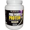 Dr. Mercola, Premium Supplements, Pure Power Protein, Vanilla Flavor, 2 lbs (909 g) (Discontinued Item)