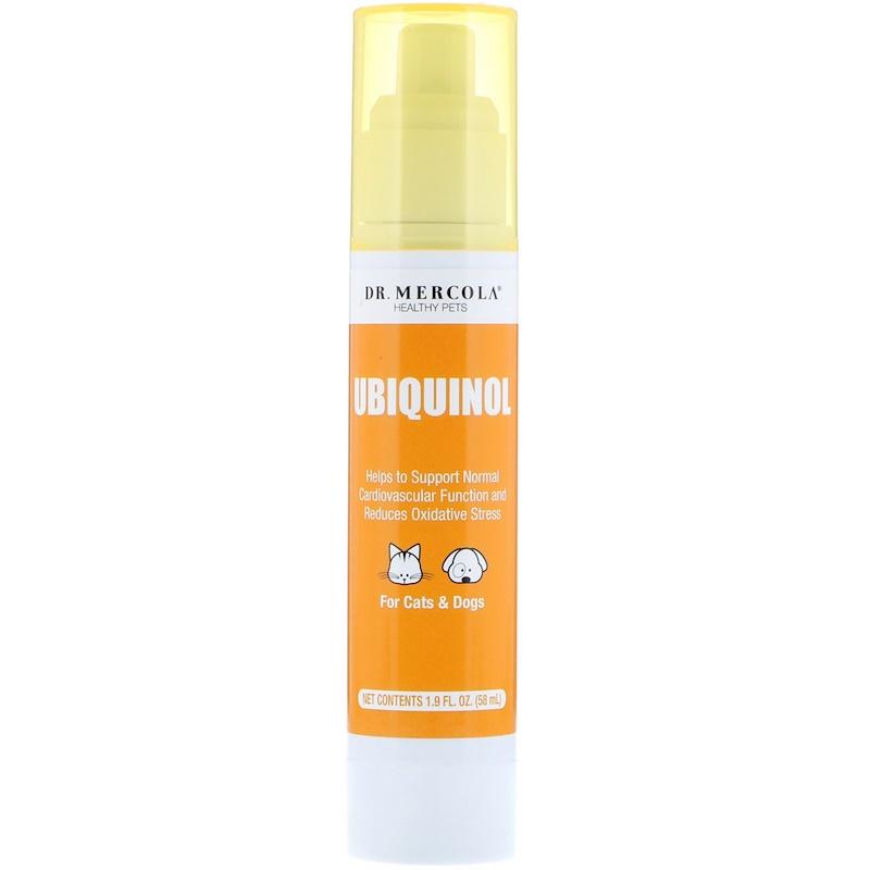 Ubiquinol for Pets, 1.84 fl oz (54 ml)
