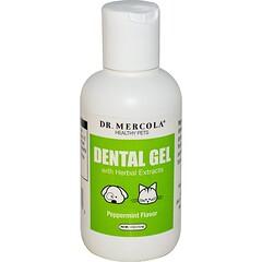 Dr. Mercola, جل تنظيف الأسنان، بنكهة النعناع، 4 أوقيات، (113.4 ج)