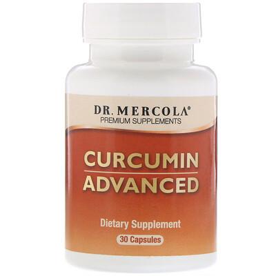 Купить Dr. Mercola Куркумин с улучшенной рецептурой, 30капсул