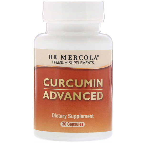 Curcumin Advanced, 30 Capsules