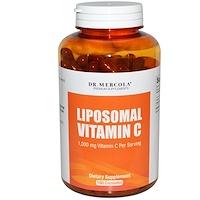 Липосомальный витамин C, 180 капсул - фото