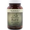 Dr. Mercola, ферментированный черный чеснок, 60 капсул
