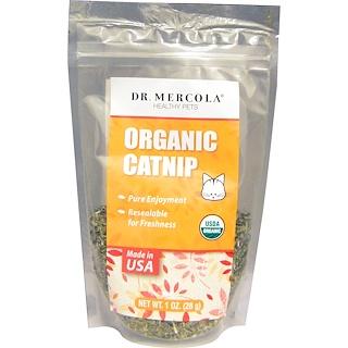 Dr. Mercola, Organic Catnip, 1 oz (28 g)