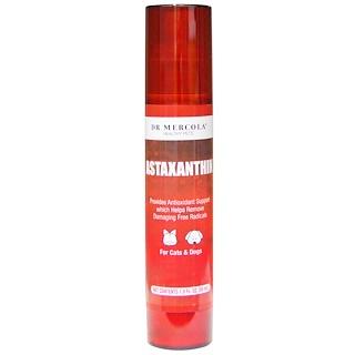 Dr. Mercola, Astaxanthin, 1.9 fl oz (58 ml)