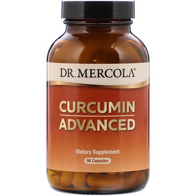 Купить Dr. Mercola Усовершенствованная формула куркумина, 90 капсул