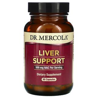 Dr. Mercola, Liver Support, 60 Capsules