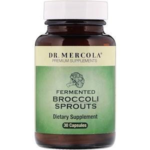 ДР. Меркола, Fermented Broccoli Sprouts, 30 Capsules отзывы покупателей