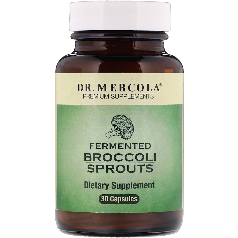 Fermented Broccoli Sprouts, 30 Capsules