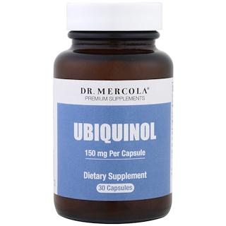 Dr. Mercola, Ubiquinol, 30 Capsules