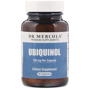 ДР. Меркола, Ubiquinol, 150 mg, 30 Capsules отзывы