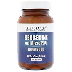 Dr. Mercola, Berberin und MicroPQQ, verbessert, 30 Kapseln