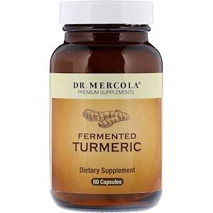 ДР. Меркола, Fermented Turmeric, 60 Capsules отзывы
