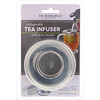 Dr. Mercola, Healthy Home, Collapsible Tea Infuser with Drip Catcher, 1 Stainless Steel Infuser
