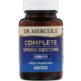 Dr. Mercola, Complete Spore Restore, 30 Capsules
