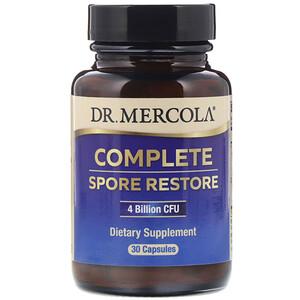 ДР. Меркола, Complete Spore Restore, 4 Billion CFU, 30 Capsules отзывы