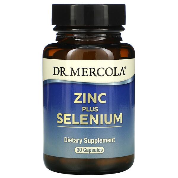 Zinc plus Selenium, 30 Capsules