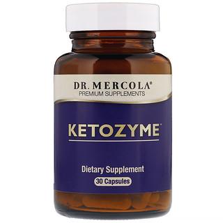 Dr. Mercola, Ketozyme, 30 Capsules