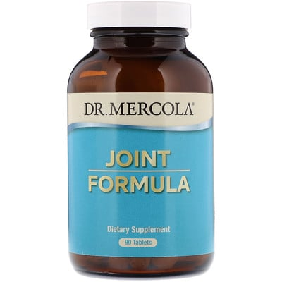 Купить Dr. Mercola Формула для суставов, 90 таблеток