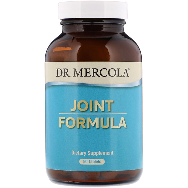 Dr. Mercola, Joint Formula, 90 Tablets