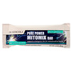 Dr. Mercola, Pure Power Mitomix Bar, Chocolate-Coated Mint Chocolate, 12 Bars, 1.4 oz (40 g) Each