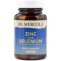 Zinc plus Selenium, 90 Capsules - фото