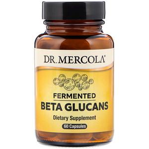 ДР. Меркола, Fermented Beta Glucans, 60 Capsules отзывы