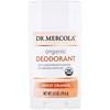 Organic Deodorant, Sweet Orange, 2.5 oz (70.8 g)