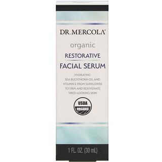 Dr. Mercola, Organic Restorative Facial Serum, 1 fl oz (30 ml)