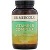 Dr. Mercola, Complexe de vitamineB contenant de la benfotiamine, 180capsules