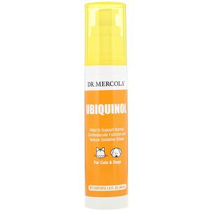 ДР. Меркола, Ubiquinol for Pets, 1.6 fl oz (48 ml) отзывы