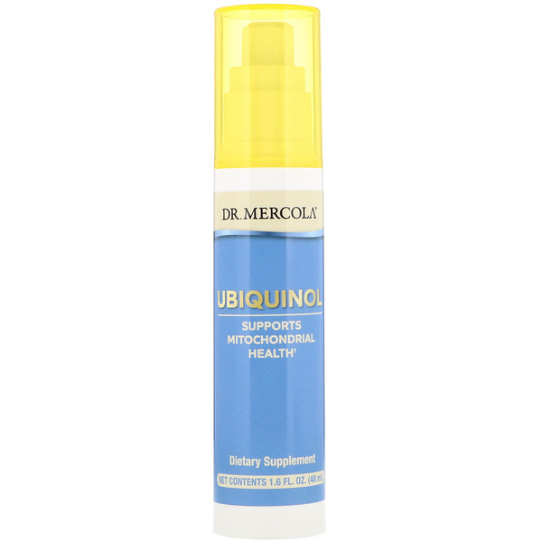 Dr. Mercola, Ubiquinol, 1.6 fl oz (48 ml)