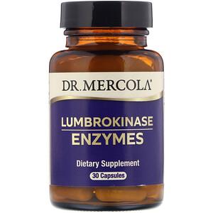 ДР. Меркола, Lumbrokinase Enzymes, 30 Capsules отзывы