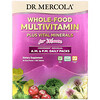 Dr. Mercola, Whole-Food Multivitamin Plus Vital Minerals for Women, A.M. & P.M. Daily Packs, 30 Dual Packs