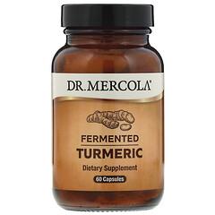 Dr. Mercola, 發酵薑黃,60 粒